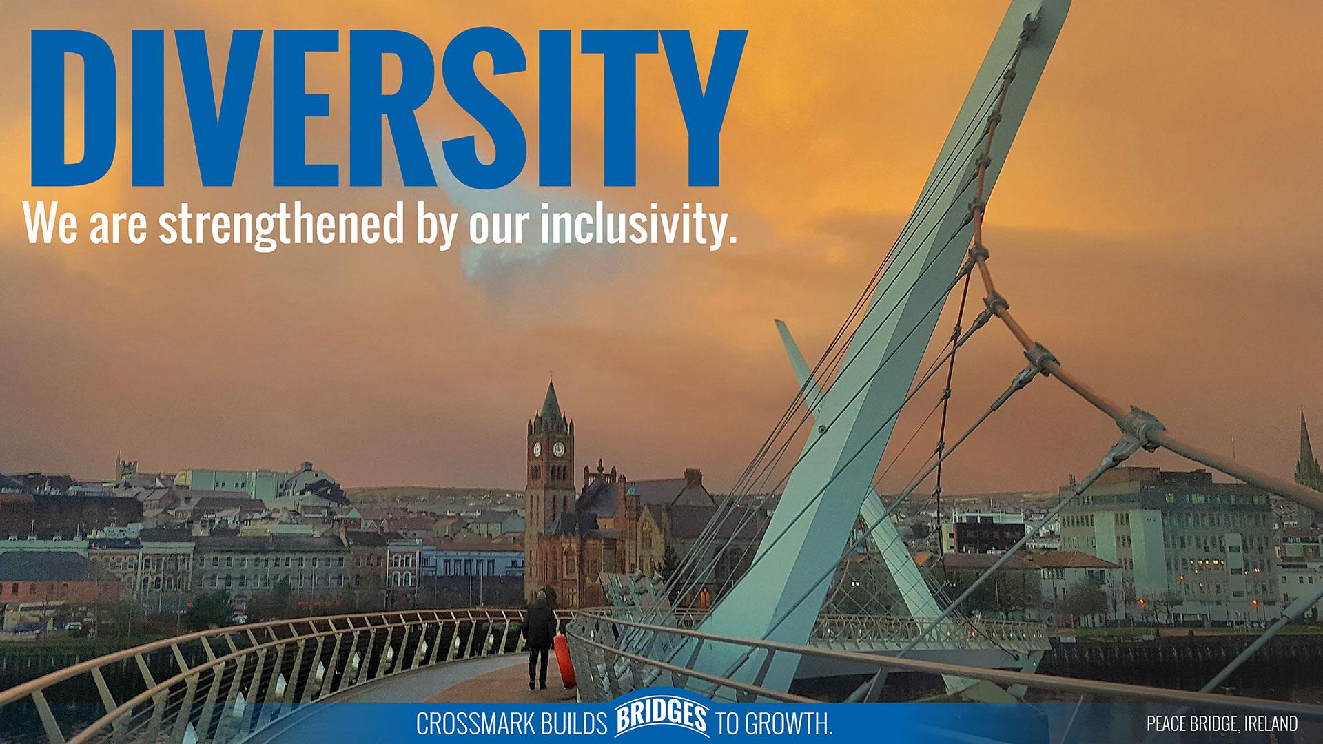 CROSSMARK Builds Bridges to Growth by diversity